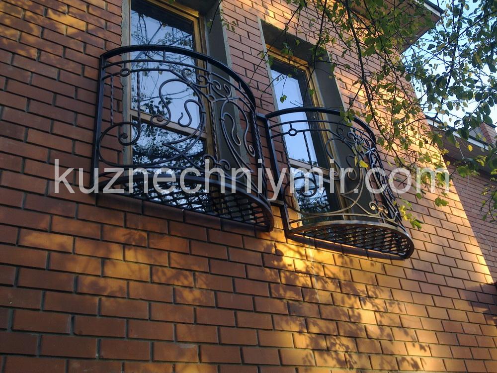 Ограждения для балкона крым изготовление кованных балконов в.