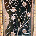 Кованные калитки, Евпатория