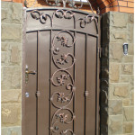 Ковка двери и калитки, Евпатория