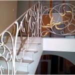 Кованные лестницы в Евпатории