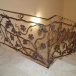 Кованные лестницы, ковка в Феодосии