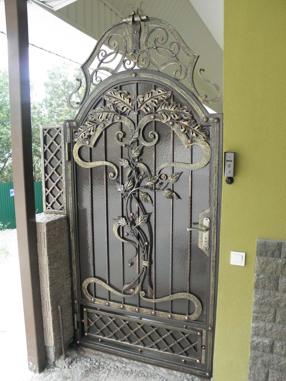 Ковка дверей в Крыму, Симферополь, Севастополь, Ялта
